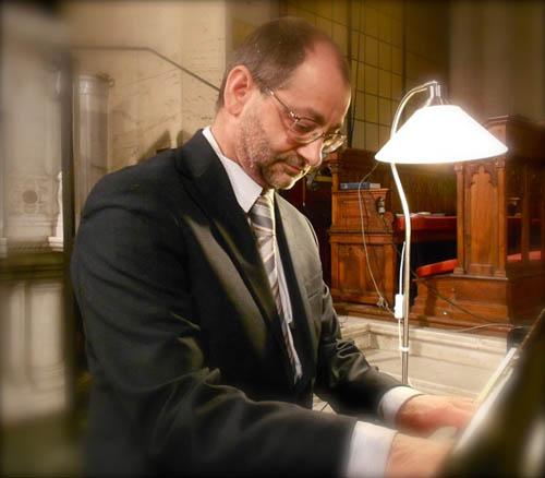 il Maestro Riccardo Foti